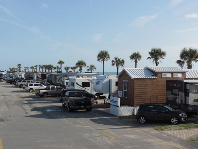 Beverly Beach Camptown Rv Park