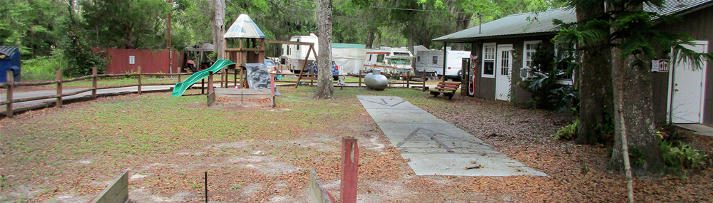 St Johns River Campground