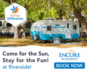 Full hookup campgrounds in florida