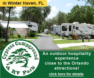 Central Florida RV Parks & Campgrounds on silver retirement, silver rvs, silver furniture, silver tin roofing,