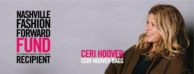 Ceri Hoover Bags - 2014 Nashville Fashion Forward Fund Award Recipient