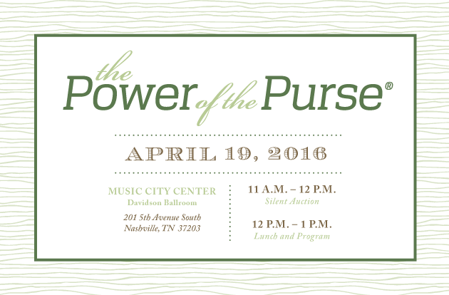 Power of the Purse Invitation
