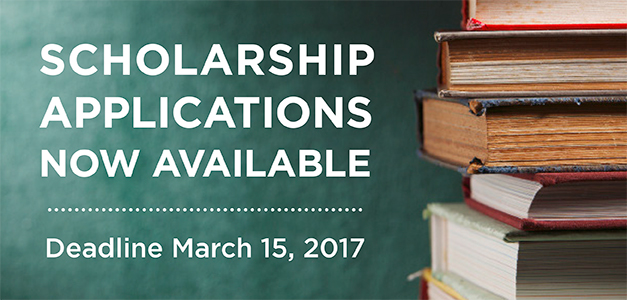 Apply Now For The Community Foundation Scholarship