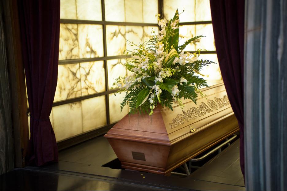 Funeral home in Park Ridge, Illinois
