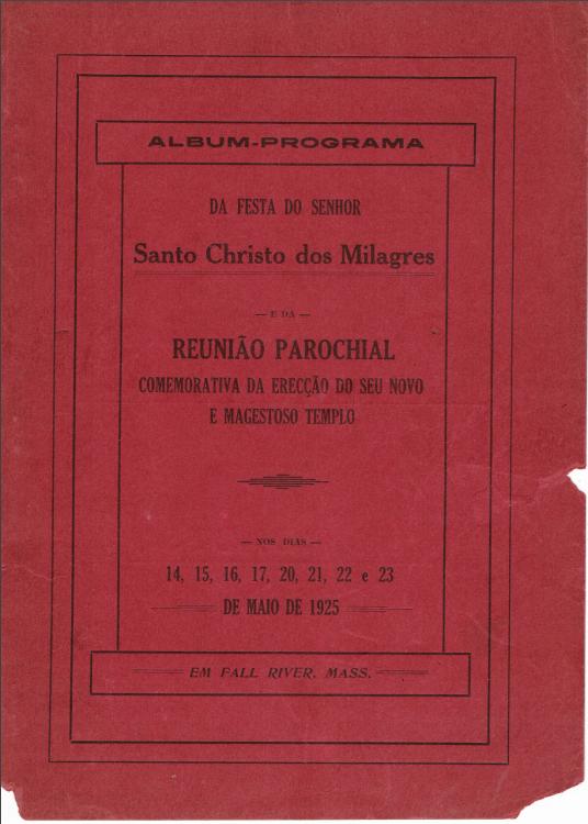 Santo Christo Program