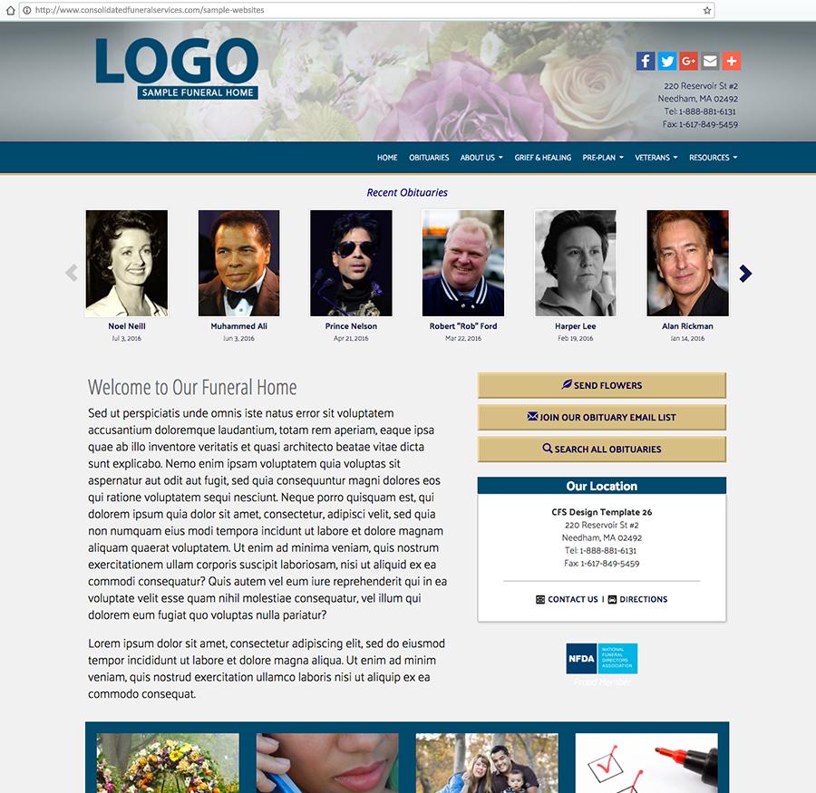 CFS Website