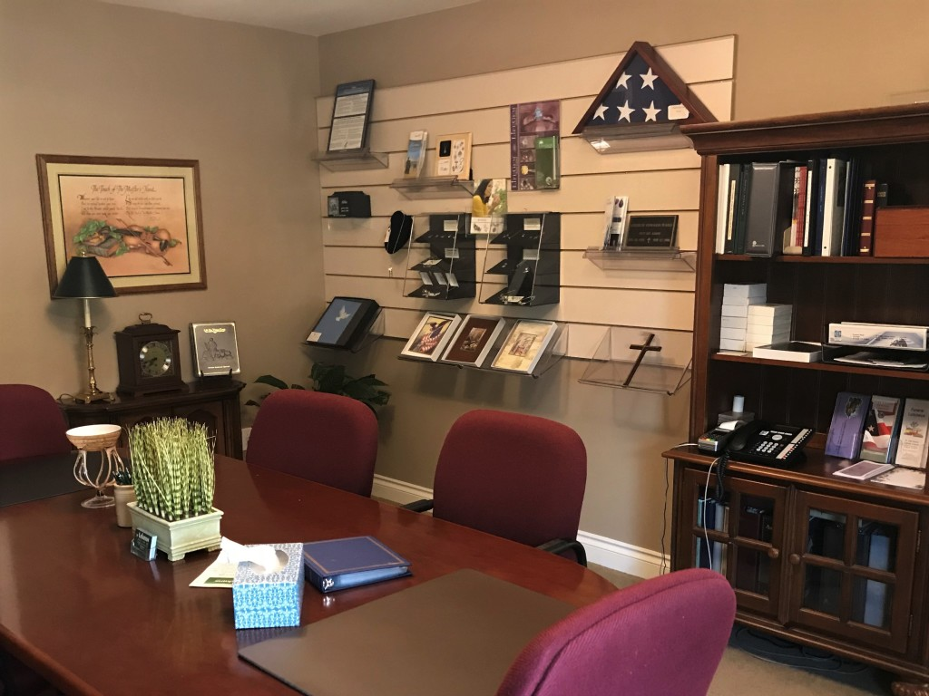 Conference Room & Keepsakes
