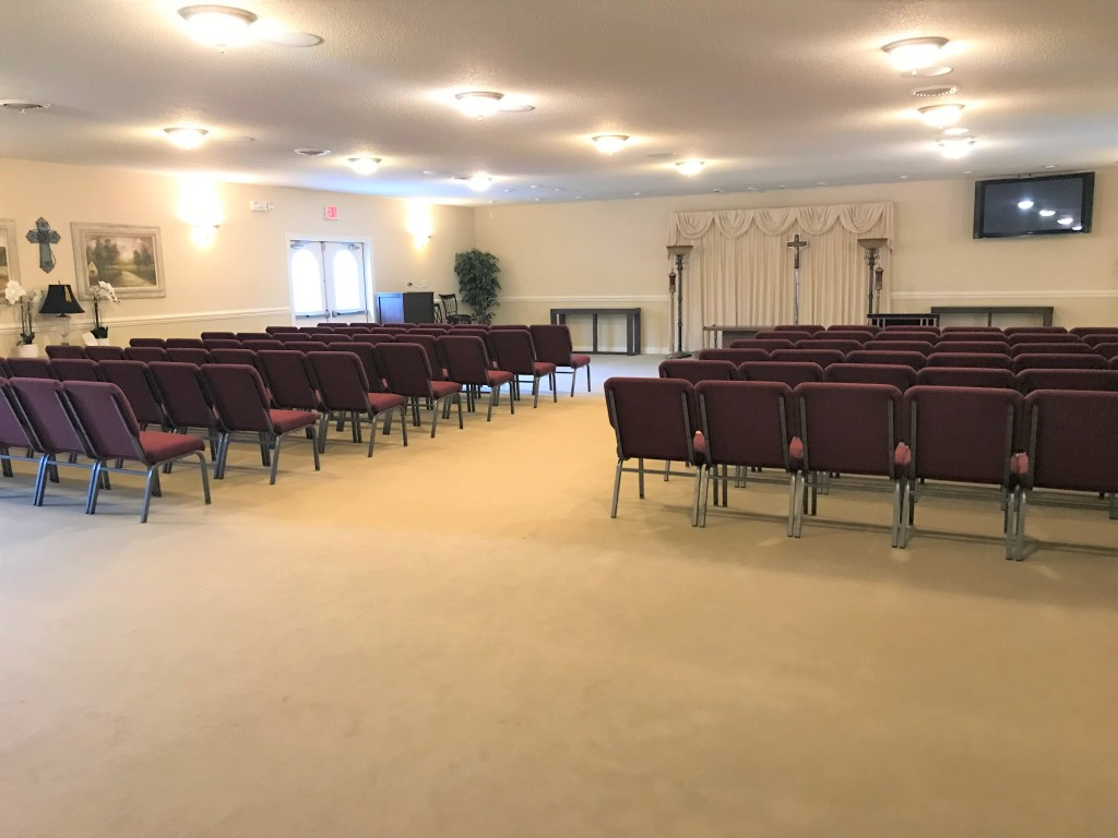 Main Gathering Room