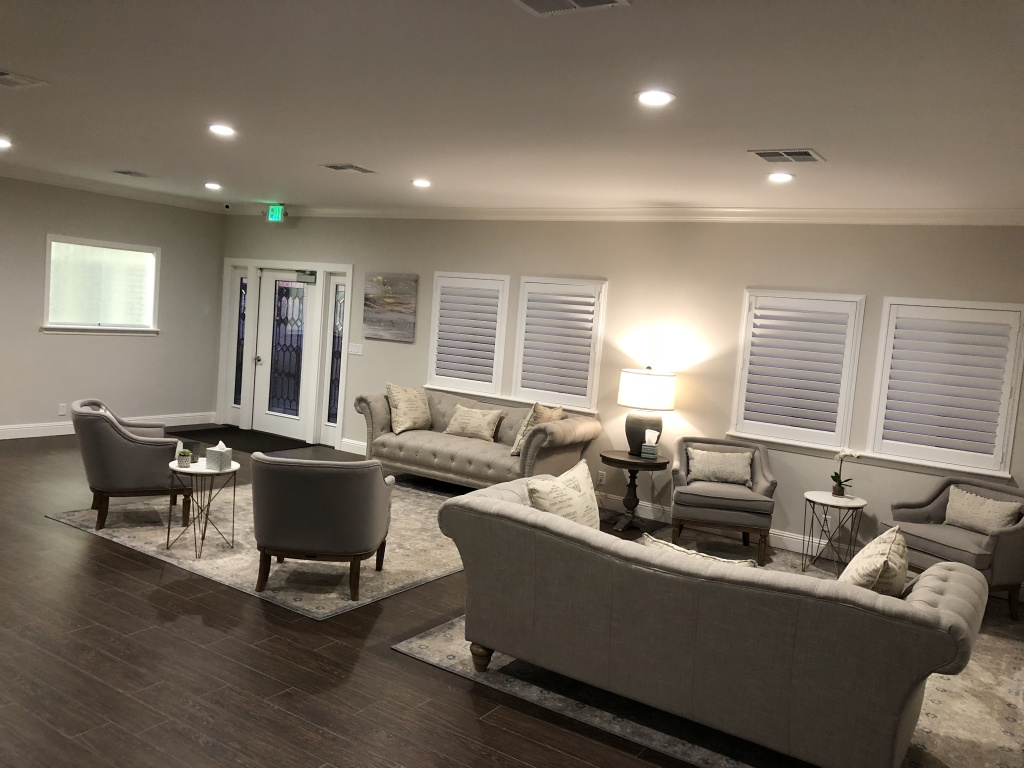 Affordable Cremation  Funeral Center, Inc. , North Sacramento - Lobby
