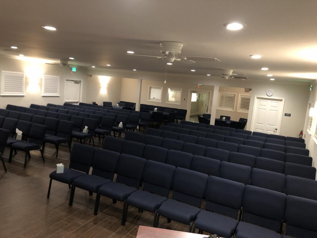 Affordable Cremation & Funeral Center, Inc., North Sacramento Chapel