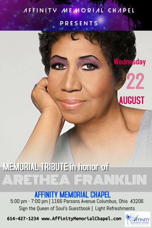 Central Ohio Aretha Franklin Tribute