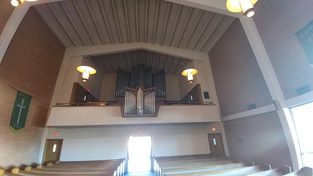 MAIN ORGAN PIPE