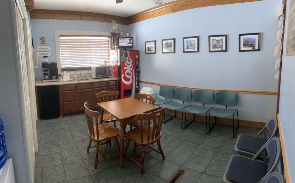 Kitchen/Coffee Area