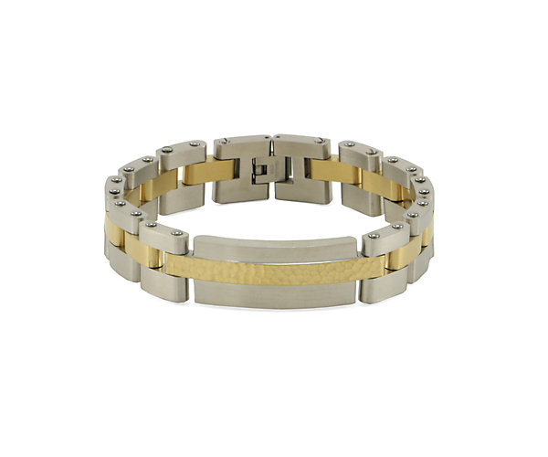 Cable Link Bracelet Pewter (J5200) $168