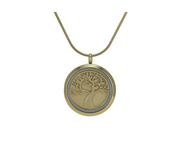Bronze Round Companion-Tree (J5020) $135