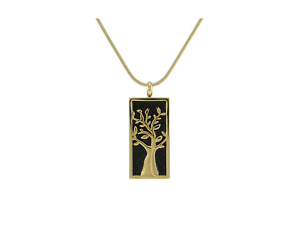 Embossed Tree Bronze (J5110) $135