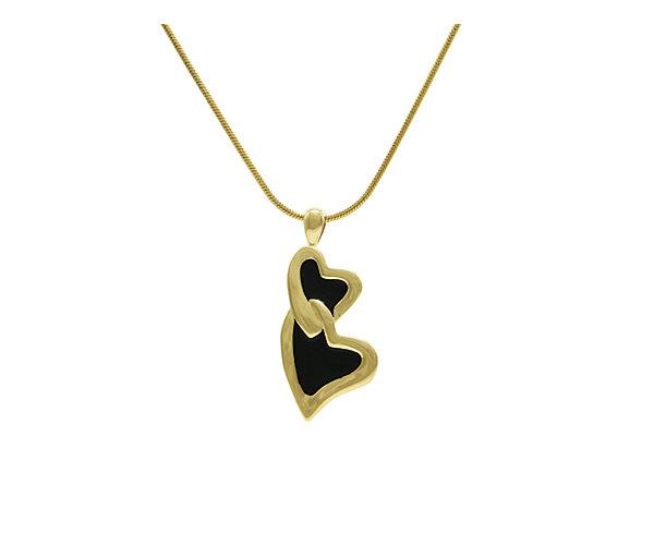 Companion Infinity Hearts Bronze (J5134) $135