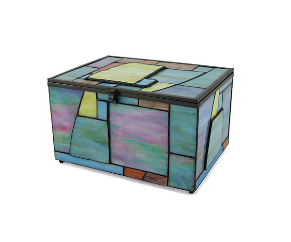 Paragon Geometric Memory Chest (C624L) $345