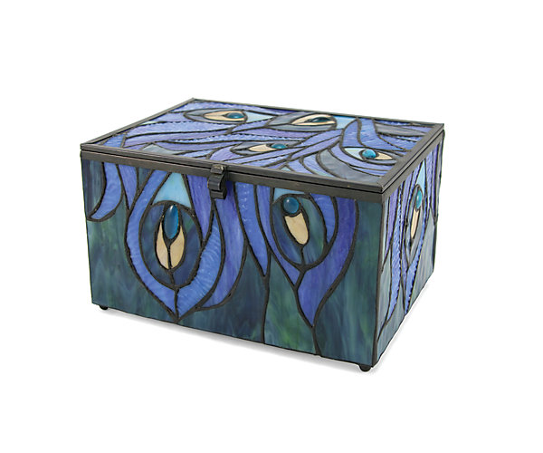 Paragon Peacock Memory Chest (C625L) $345