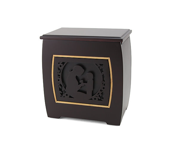 Modern Urn-Mother & Child (CMB845) $258