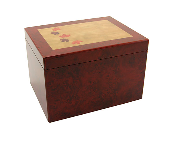 Autumn Leaves Memory Chest (CMB800) $249