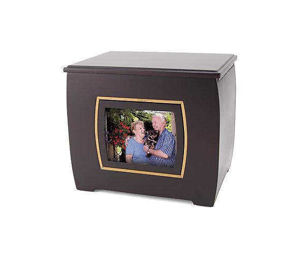 Modern Companion Urn-Photo (CMB850) $345