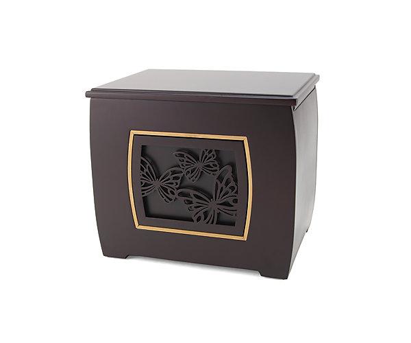 Modern Companion Urn-Butterflies (CMB853) $345