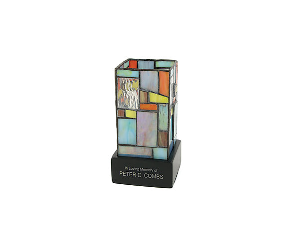 Paragon Geometric LED Lamp Keepsake (C624K) $171