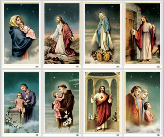 Heaven - Set of 8