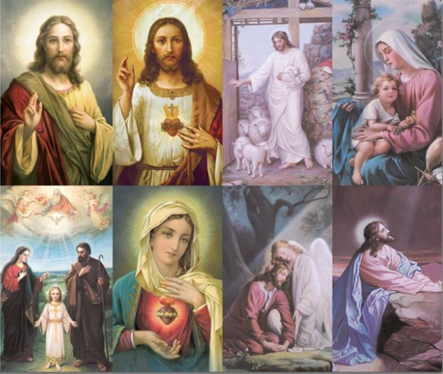 Life of Christ - Set of 8