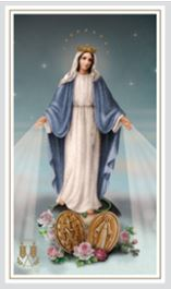 Miraculous Medal Mary