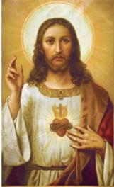 Sacred Heart of Jesus, Gold