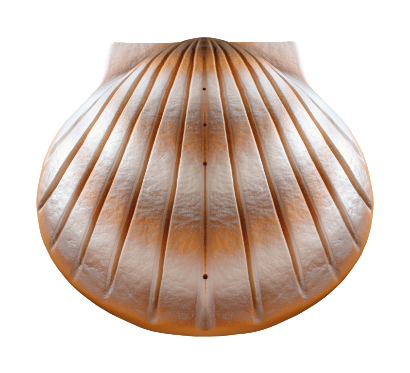Shell, Sand $ 325.00 16 L x 16 W x 6.25 H (400 Cubic Inches)