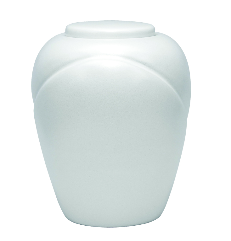 Traditional, Pearl $ 245.00 6.89 Dia x 8.75 H (200 Cubic Inches)
