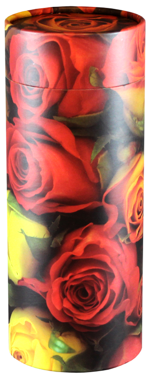 Rose  95.00 Engraving additional starting at  49.00 for 3 lines of text 5.1 Diameter x 12.6 H 200 Cubic Inches