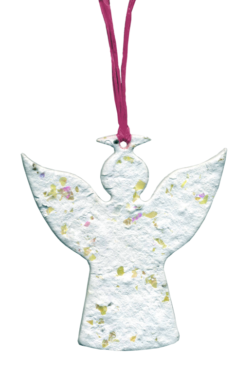 Angel Wildflower Blooming Ornaments  75.00 per 20