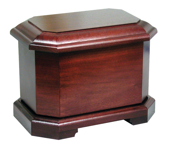 The Marquis Cherry Finish  268.00 10.3w x 7d x 7.8h  200 Cubic Inches