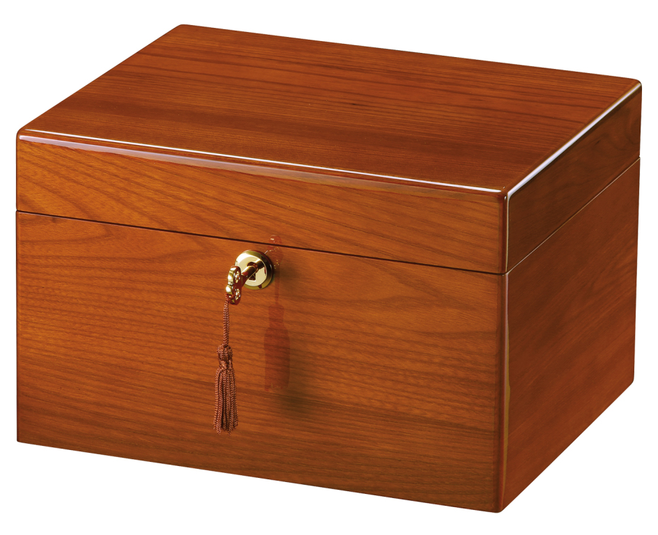 The Devotion Series Oak Yorkshire Finish $ 254.00 6 H., 10.25 W., 8.25 D. (275 Cubic Inches)