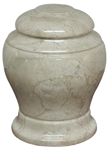 "Imperial Stone $ 248.00 10.1"" H x 7.9"" Dia (200 Cubic Inches) / Keepsake size $ 42.00 2"" Dia x 3"" H"