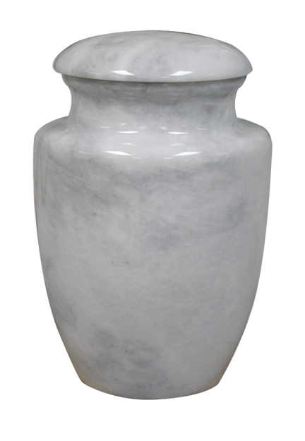 Royal White $ 235.00 11 H x 7.8 Dia (200 Cubic Inches) / Keepsake size $ 42.00 2 Dia x 3 H