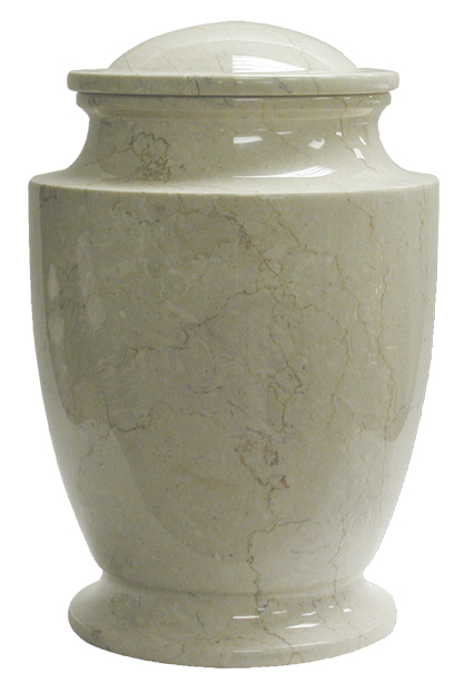 "Majestic Stone $ 248.00 11.3"" H x 7.5"" Dia (200 Cubic Inches) / Keepsake size $ 42.00 2"" Dia x 3"" H"