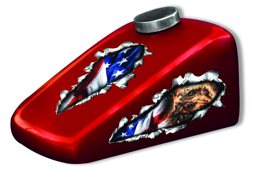 Motorcycle Tank Urns $ 308.00 - $ 522.00 Dimensions: 5 H x 6.5 W x 10.5 L, (200 Cubic Inches)