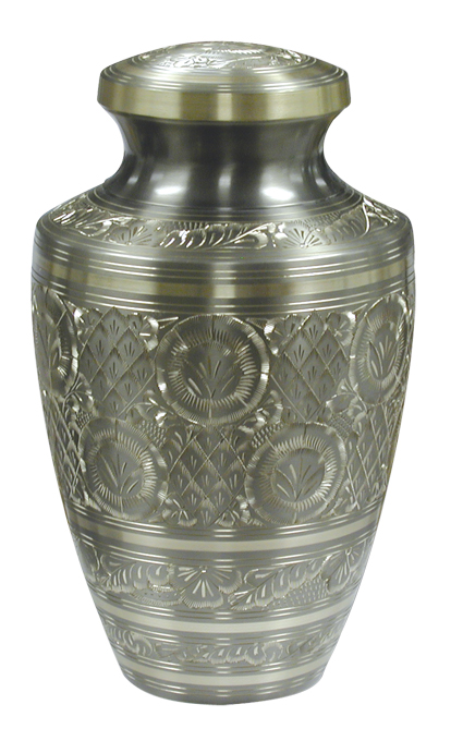 Platinum Engraved $ 188.00 10.5 H x 6.3 Dia, (200 Cubic Inches) Keepsake size $ 30.00 3 H x 1.75 Dia.