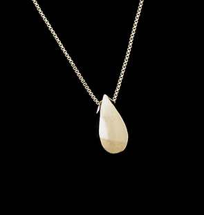 """Tear Drop $ 220.00 and up 7/16"""" x 3/4"""""""