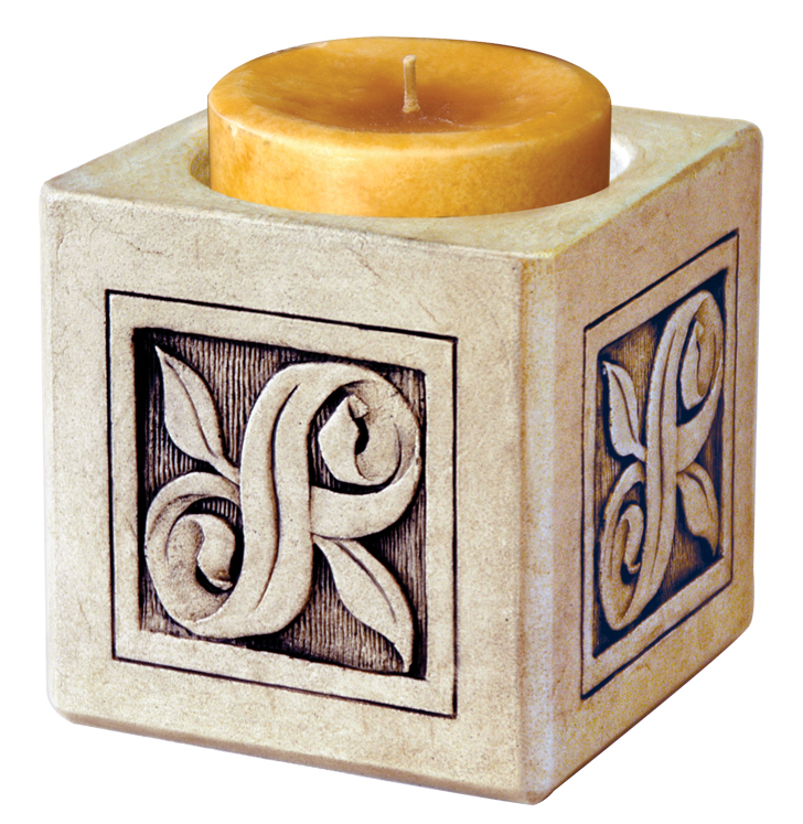 Infinity Candle Keepsake  133.00 2.5 W. x 2.5 H. x 2.5 D.,1 Cubic Inch