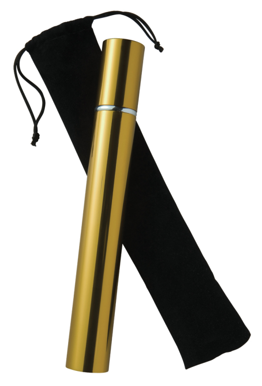 Howard Miller Scattering Tube  Brass $ 36.00 each or  $ 149.00 for six  8.5 L., 1 Dia., (6 cubic inches)