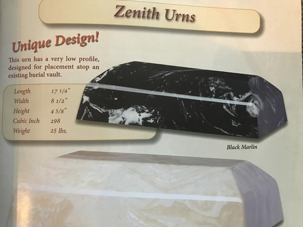 Zenith Urn $ 475.00