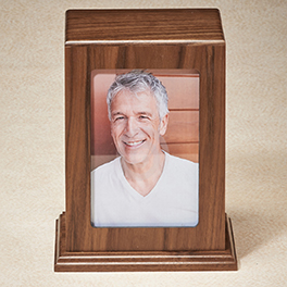 Loving Memory Vertical Urn $ 175.00 7-3/4W x 7D x 10H (200 cu. in.)