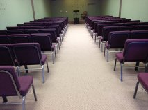 Chapel for seating 96