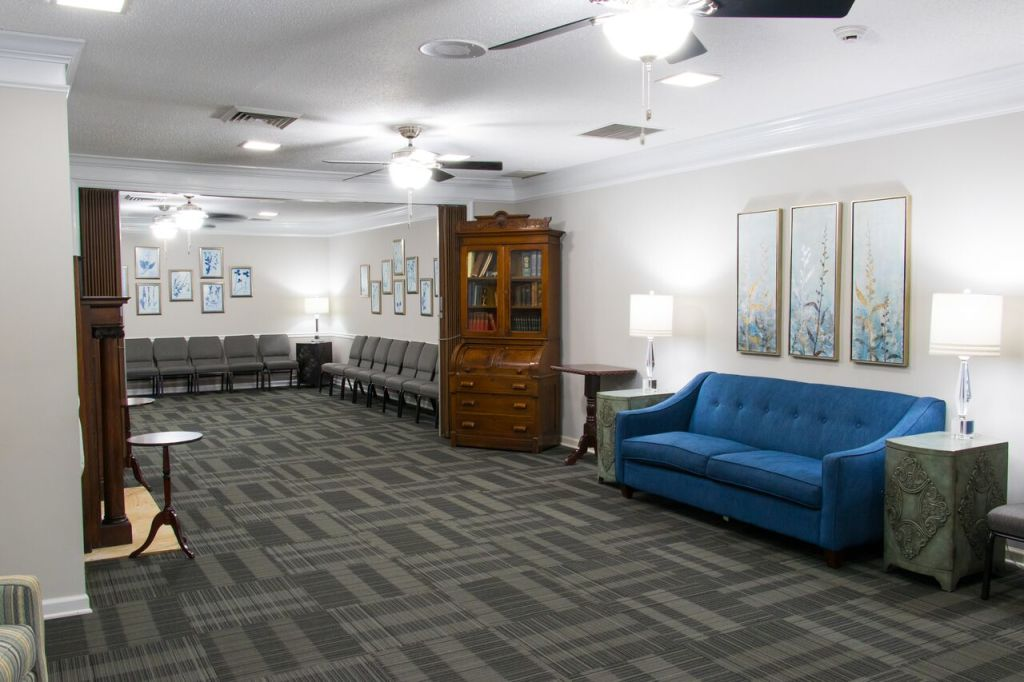 East Parlor